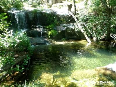 Pinares Navaluenga; ruta de senderismo madrid;senderismo la raña;garganta divina;el senderismo